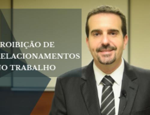 Proibição de Relacionamentos no Trabalho | Alfredo Figueiredo #Explica