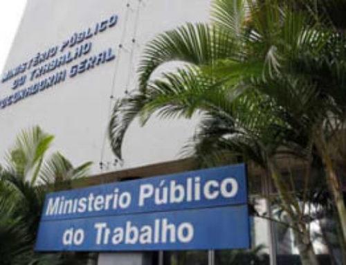 Ministério Publico do Trabalho se posiciona sobre a MP 873/2019