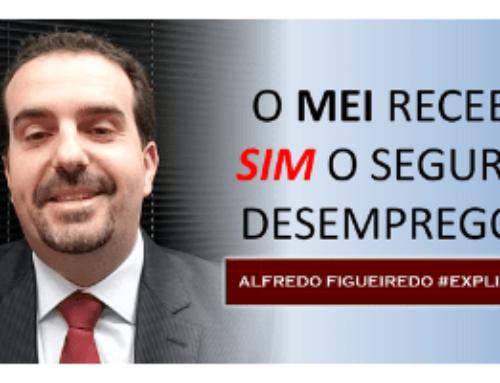 O MEI recebe SIM o Seguro Desemprego! 🔴 Alfredo Figueiredo #Explica