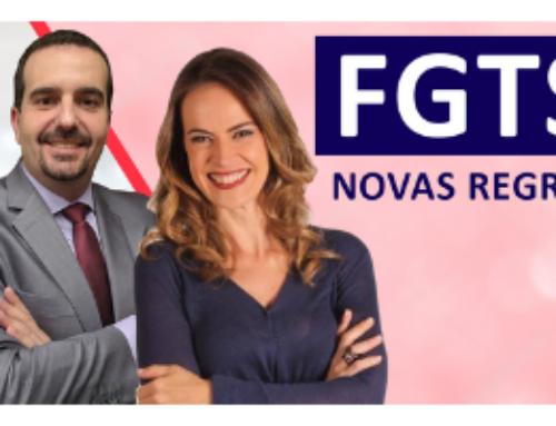Novas Regras FGTS 🔴 Entrevista Programa Mulheres – TV Gazeta