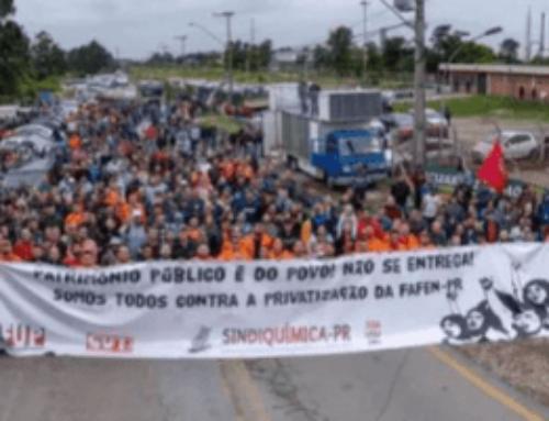 Paralisação dos Petroleiros terá Manutenção de 90% dos Ativos